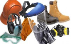 PPE SIGNS --Symbols for Personal Protective Equipment