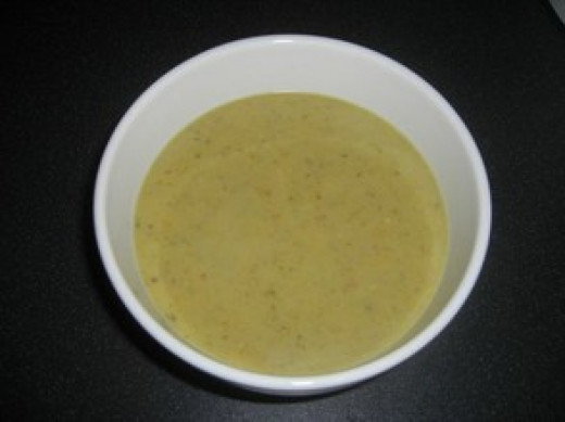 Best vegetable soup