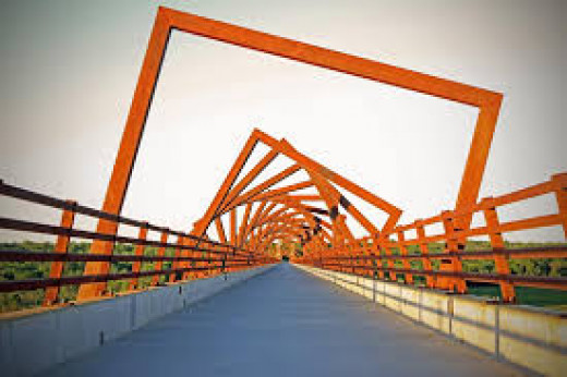 The Bridge to Eternal Love
