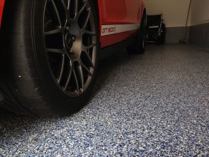 Refinishing or repair the floor in your garage gives a great return on investment.