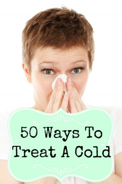 50 Ways To Beat a Cold Or Flu
