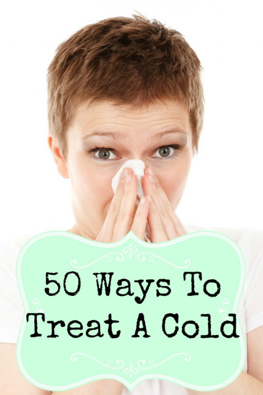 Fifty ways to beat a cold or flu
