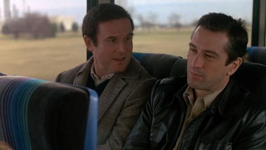 Robert De Niro & Charles Grodin in Midnight Run (1988)