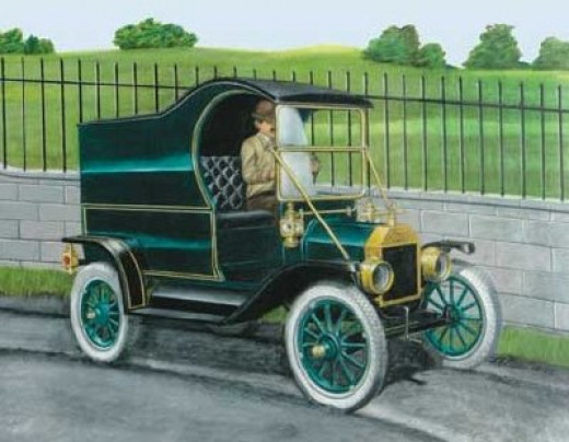 Ford Model A, 1903