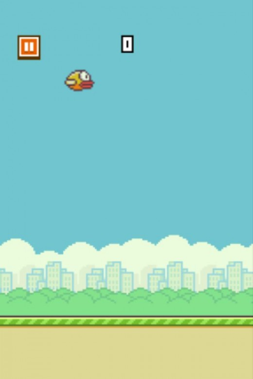 Keep your bird going and maybe you will get a new high score too.