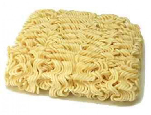 Hungry?  Have a pasta brick!