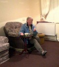 Poor Quality Housing Wrecks Senior Citizen's Life