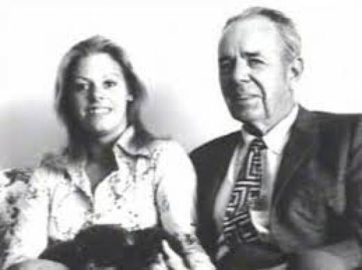 Mr. & Mrs. Lewis Gratz Fells....for 9 weeks.