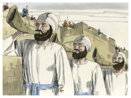 The conquering of Jericho