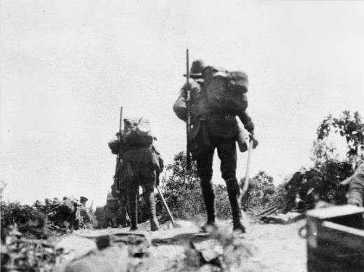 Gallipoli, as well as being famous for being the scene of an Allied defeat, also became famous because of the contribution by Australian and New Zealand troops.