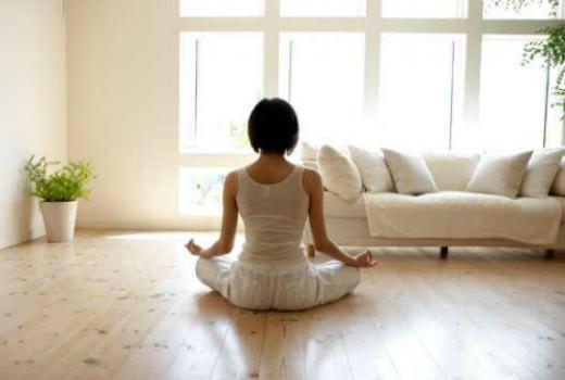 Essential oil for meditation
