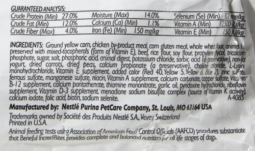 Ingredients In Kirkland Senior Dog Food