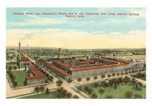 Packard Plant
