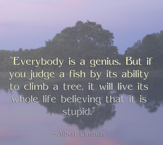 Find your genius!