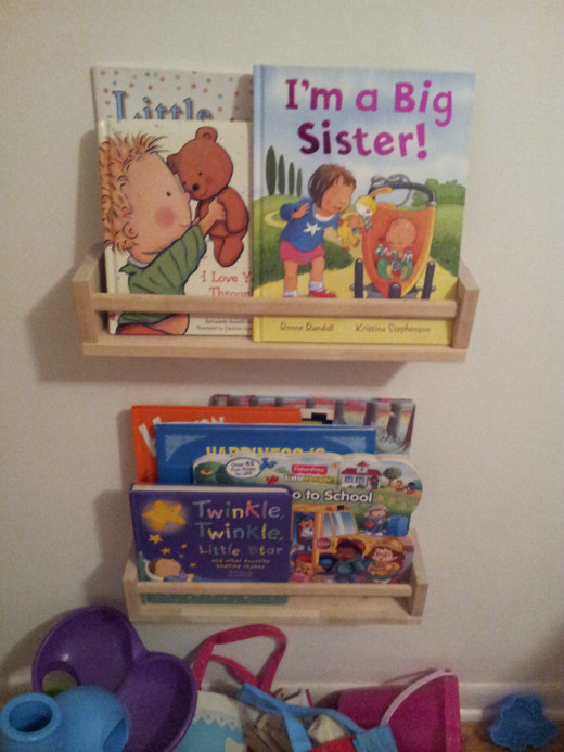 Make books easily accessible