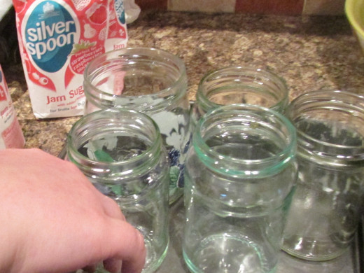 Marmalade Jars