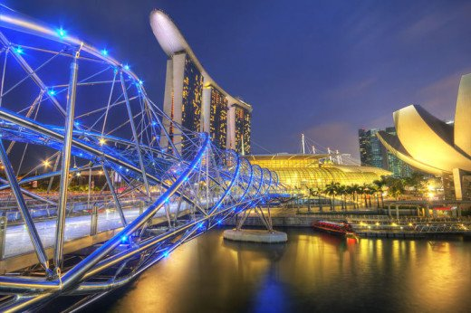 CC BY-SA 2.0 Marina Bay Sands Singapore