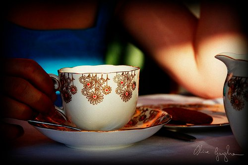 My cup of tea from bella_blue_star flickr.com