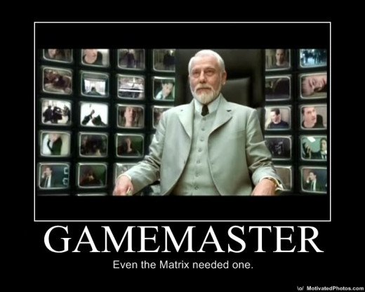One of the most important parts of an RPG is the Game Master.
