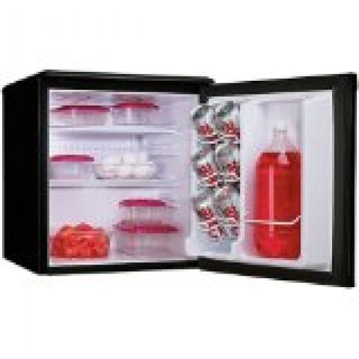 Danby DAR195BL 1.8 cu.ft. All Refrigerator – Black