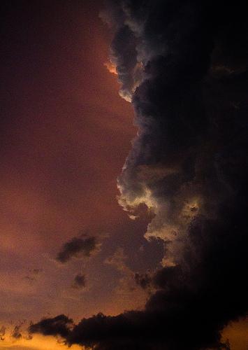 Thunder Cloud from Mark Jackson flickr.com
