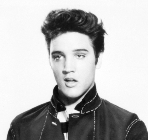 Many People Deemed Rock Dead When Elvis Presley Died