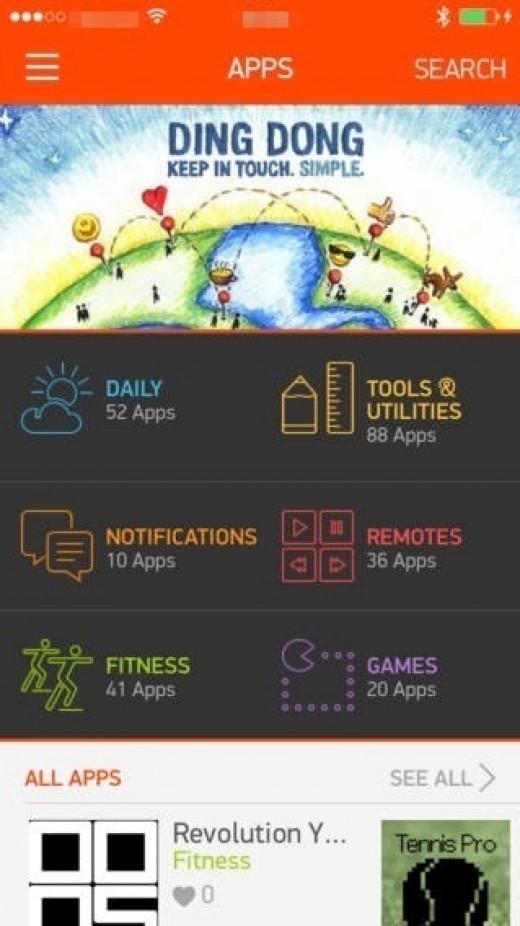 Pebble App Store