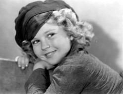 What made child star Shirley Temple so popular?