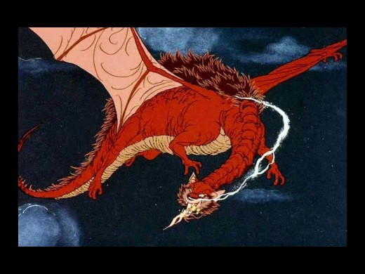 The original Smaug