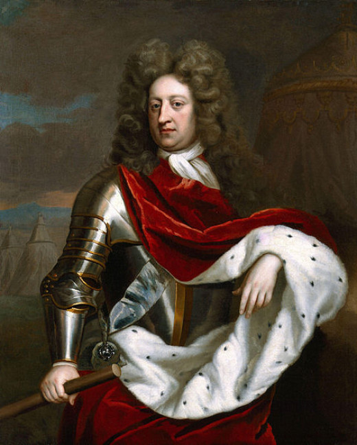 Prince George's County, Maryland, was named after Prince George of Denmark; he was married to Anne, Queen of Great Britain