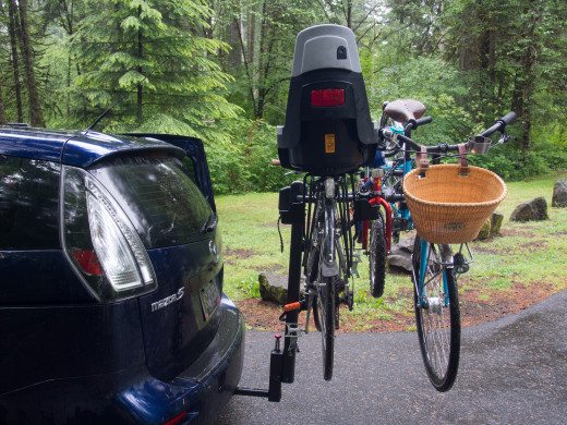 Hitch Bike Rack