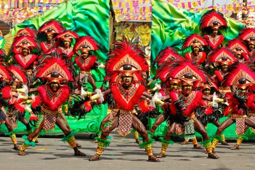 The Different Colors of Dinagyang Festival
