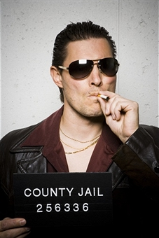 """Mr. Jailbird,"" who would say anything to a girl for a night of passion"
