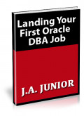 Getting That First Oracle DBA Job
