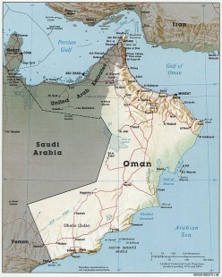 Oman: Geography is Destiny