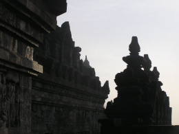The Stupa of Borobudur in Java, Indonesia is an example of a structure built using principles of the Golden Mean