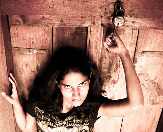 Vengeance from Sanjyot Telang flickr.com