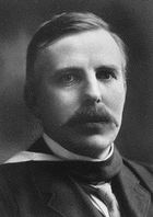 Ernest Rutherford in 1908
