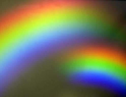 A Rainbow Aura of Love