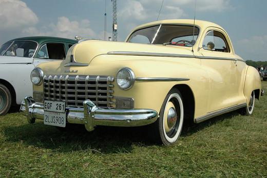 1946- 1948 Dodge.