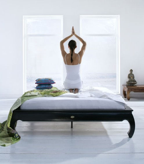 Yoga is recommended during cleaning.