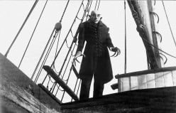 Nosferatu, The First Horror Film