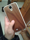 Product Review: Phone Covers from Real Wood
