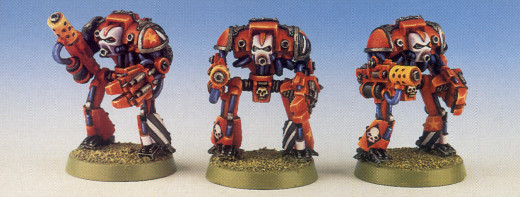 Imperial Knights 40k