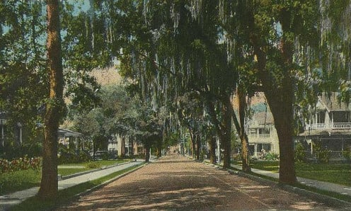 Fort King Street in Ocala.
