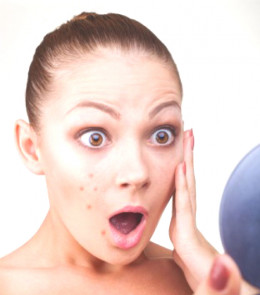 Preventing Clogged Pores