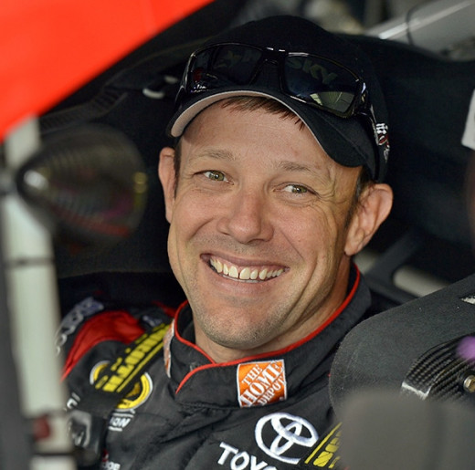 Kenseth had an outstanding first season at Gibbs Racing but ultimately fell short to Johnson in 2013