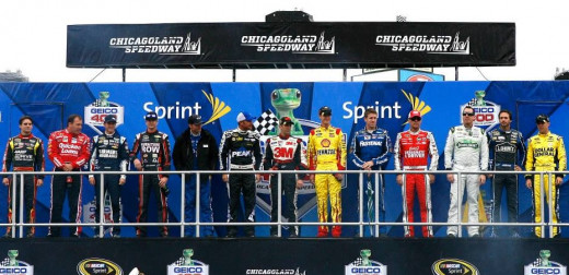 What will next year's Chase class photo look like? Which faces in last year's group will be missing in 2014?