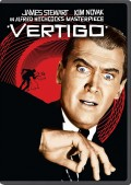 Alfred Hitchcock's Vertigo - Movie Review