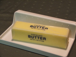 Try Eliminating Butter